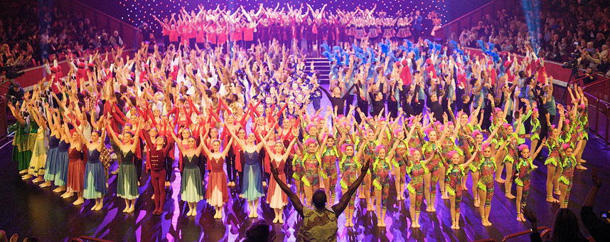 young dancers at Dance Proms '12 | Consider This UK