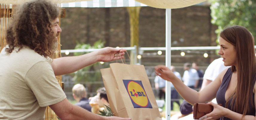 Creative marketing LIDL Surprise, TV ADS (2)