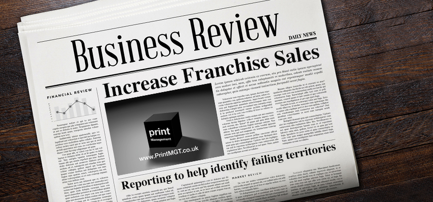 Increase franchise sales