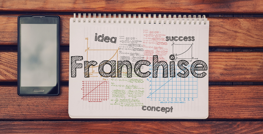 web to print Franchise shor