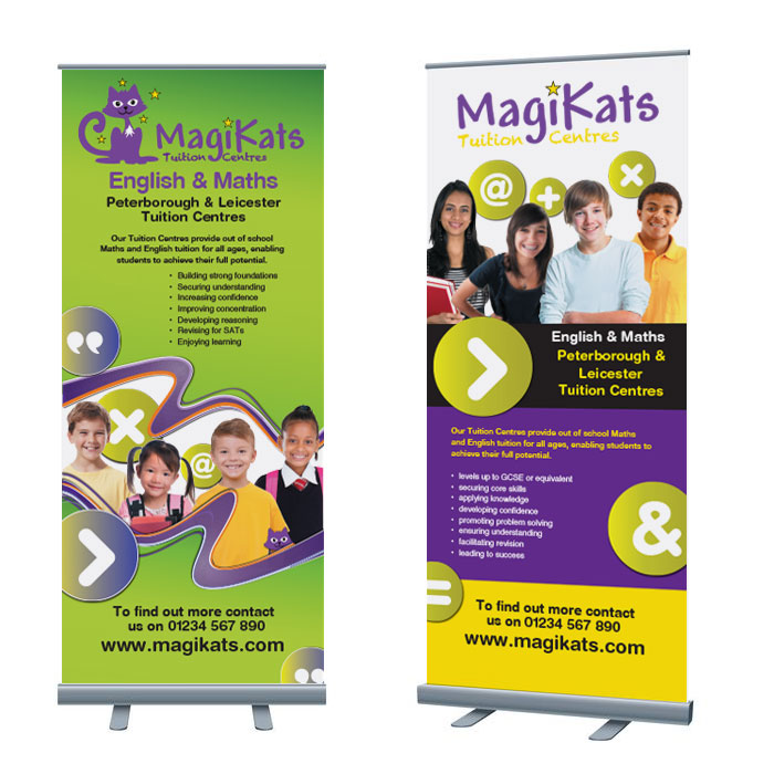 magikats pullup banners 700x700