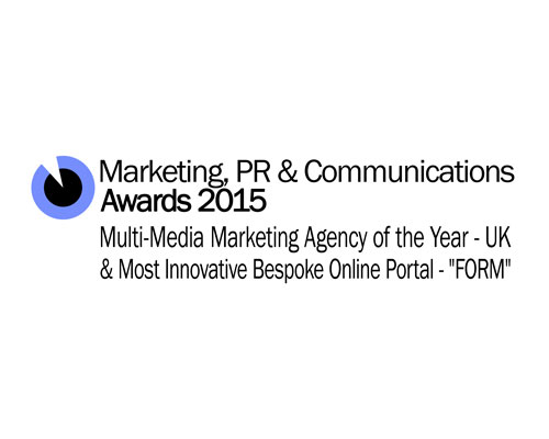 Marketing, PR, & Communication Award 2015
