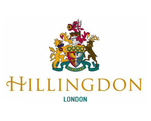 Hillingdon Borough Council web development