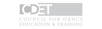 Council for Dance Education and Training Logo