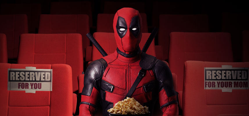 Deadpool breaks box office records thanks to a spectacular marketing campaign