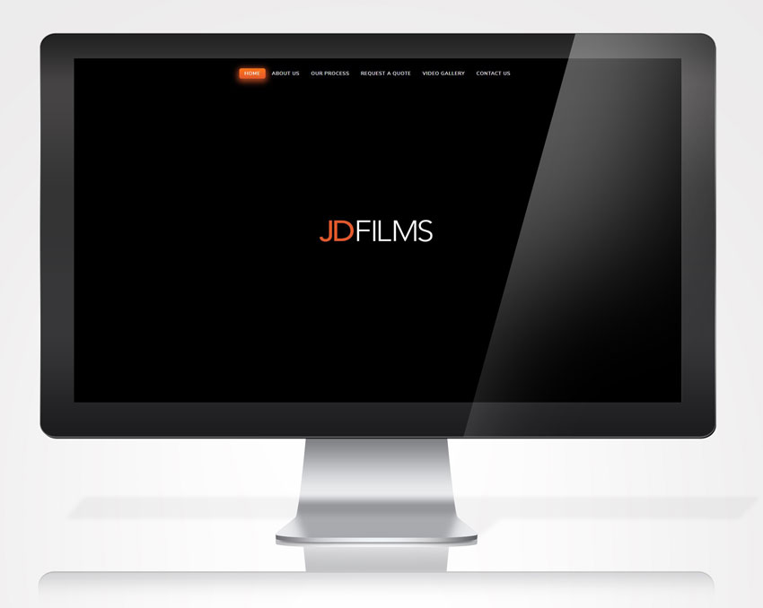 JD Films website